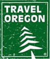 TravelOregon logo