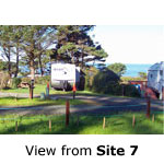 Seal Rocks RV Cove Site